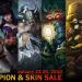 Champion & Skin Sale – 01/23/15