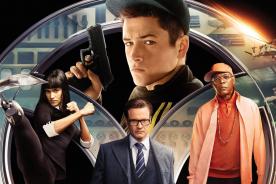 Kingsman: The Secret Service Film Review