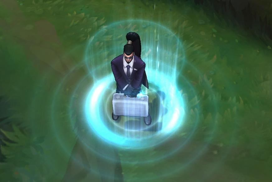 Secret Agent Xin Recall4