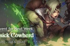 [The Lovesick Cowherd]