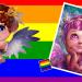 Legacy Chest Sale, 10 Gem Gay Pride Cupid Bundle