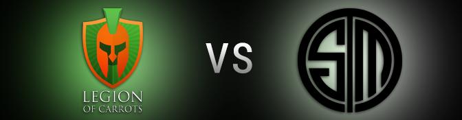 LG vs TSM