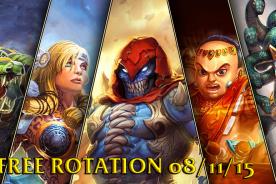 Free God Rotation – 08/11/15