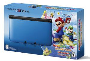 3DS Mario Party Island