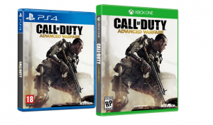 CoD PS4 Xbox One