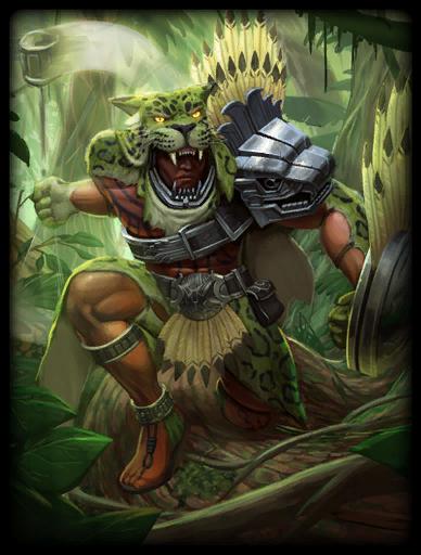 Jungle Beast Xbalanque