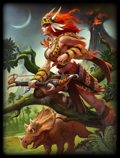 Primal Huntress Artemis