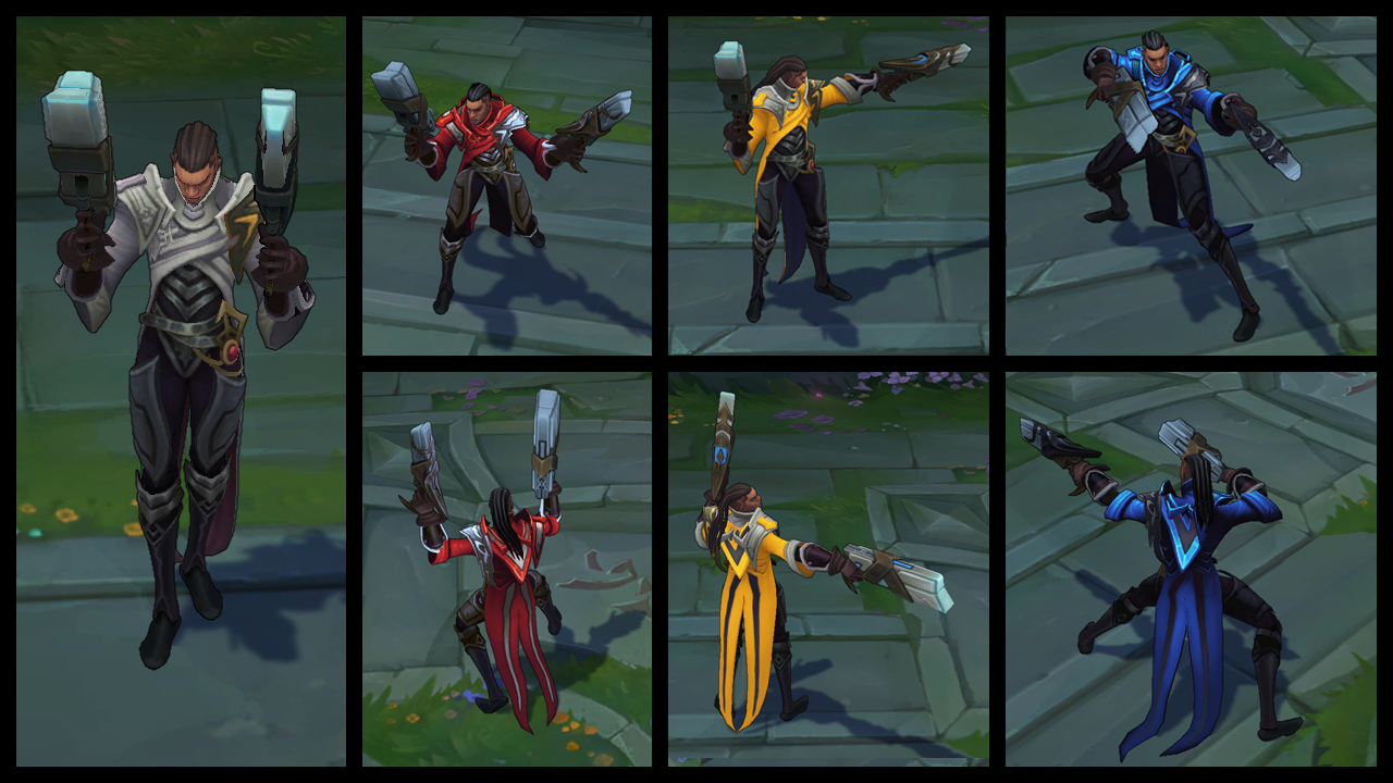 Chroma Pack Lucian