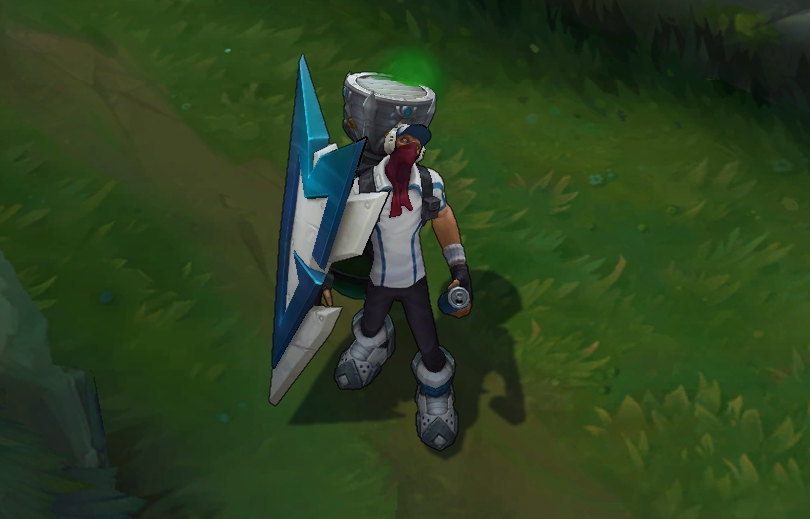 PBE Update 04/28 – Star Guardian Lux, SSW Skins, Ashe Update | NooBabble