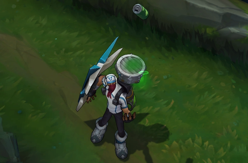 SSW Singed MT Dew