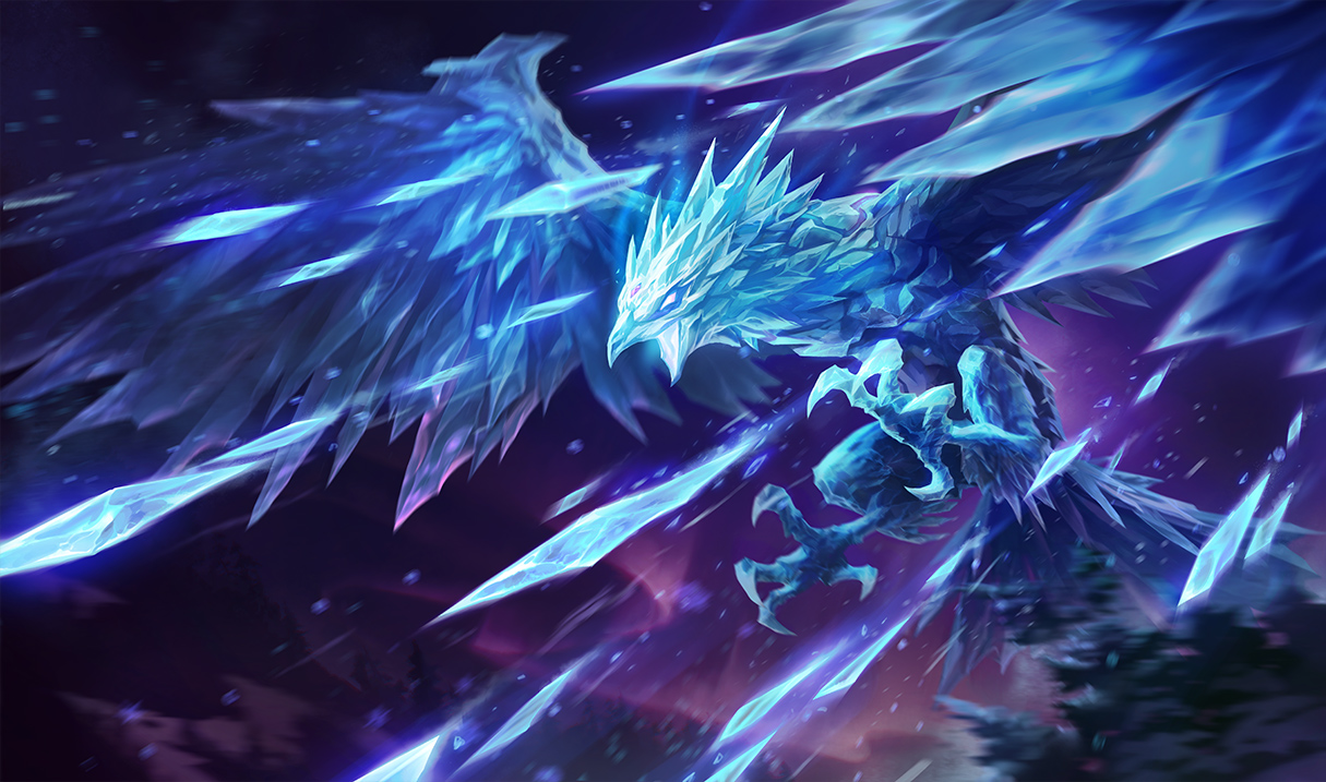 Anivia Splash Art