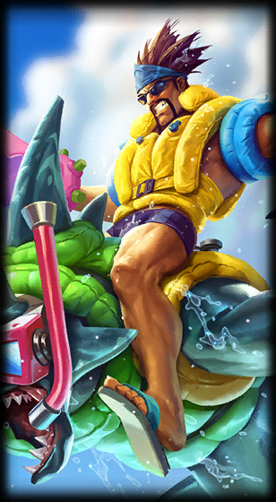 Pool Party Draven Loading