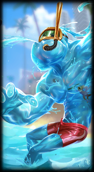 Pbe Update 061615 Pool Party Splash Art Summoner Icons Balance