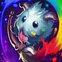 Poro Painter Summoner Icon