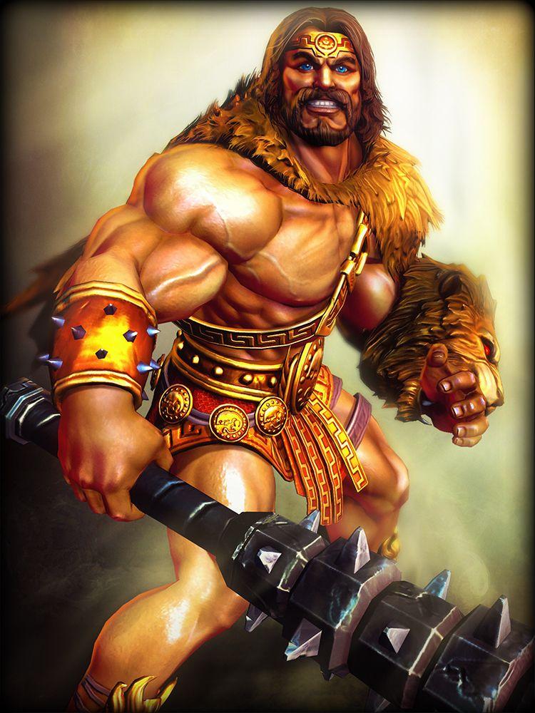 Retro Hercules
