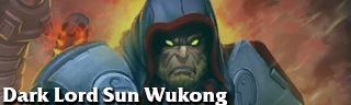 Dark Lord Sun Wukong