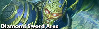Diamond Sword Ares