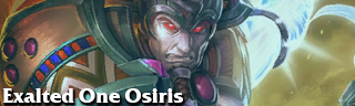 Exalted One Osiris