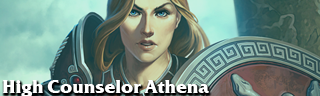 High Counselor Athena