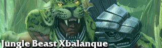 Jungle Beast Xbalanque