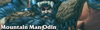 Mountain Man Odin