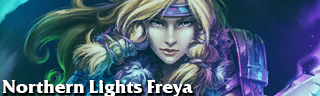 Northern Lights Freya