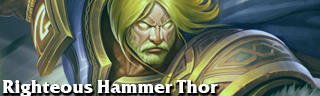 Righteous Hammer Thor